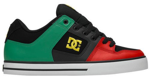 DC Shoes Kids Pure-D0301069A Fashion Sports Skate Shoe