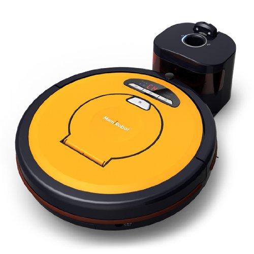 ロボット掃除機 マミロボット ポロK5 (オレンジ)
