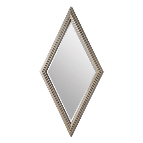 Ren-Wil Mt1307 Monarch Wall Mount Mirror By Jonathan Wilner, 48 By 24-Inch back-648306