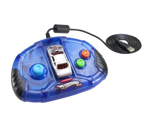 Hot Wheels Turbo Driver Controller - 1