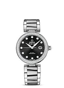 Ladies Omega Watches De Ville Ladymatic Omega Co-Axial 34 mm 425.35.34.20.51.001
