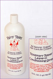 Fairy Tales All Natural, Organic Hair Care for