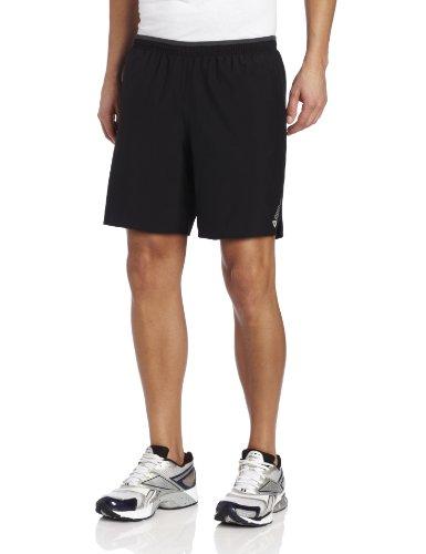 Reebok Reebok Men's 8-Inch Running Shorts, Black, Medium