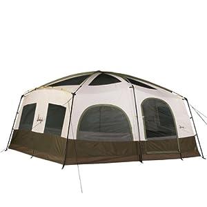 Slumberjack Grand Lodge 12-Person Tent by Slumberjack