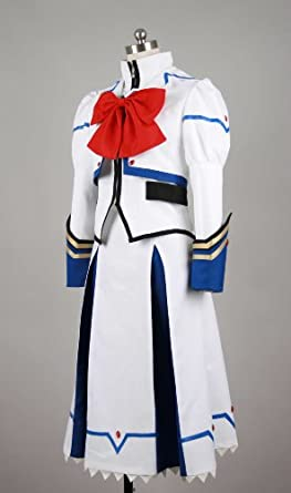 Cool-Coser Cosplay Costume Size S Magical Girl Lyrical Nanoha Takamachi NanohaJapanese Girl Boy Party Fiesta Festival Dress For Coser