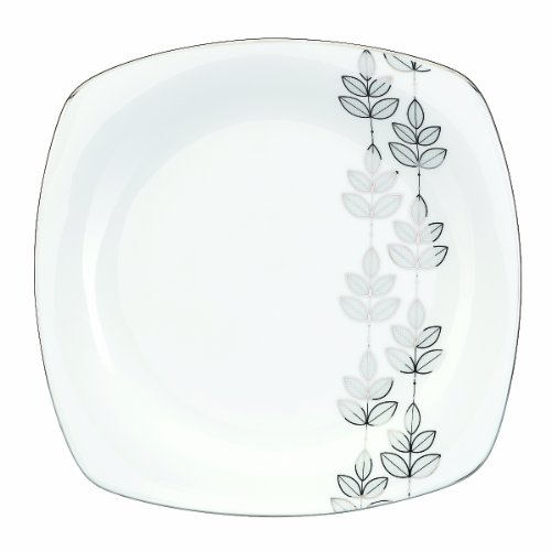 Lenox Platinum Leaf Square 5-Piece Place Setting, Service for One (Platinum Leaf compare prices)