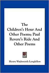 Amazon.fr - The Children's Hour and Other Poems; Paul ...