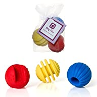 Sensory Balls – Textured Ball Set for…