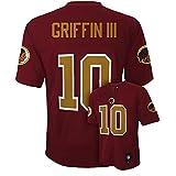 NFL Washington Redskins Robert Griffin III RG3 Youth Jersey Burgundy