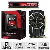 AMD A10 7700 CPU / R7 260X GPU /
