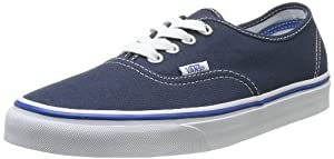 Vans AUTHENTIC, Unisex-Erwachsene Sneakers, Blau (drsbls/ntclblu LLA), 48 EU
