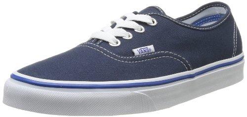 Vans U Authentic - Baskets Mode Mixte Adulte, Bleu (Dress Blues/Nautical Blue), 37