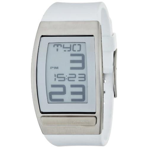 [フォスファー]PHOSPHOR 腕時計 E ink 電子ペーパーウォッチ WORLD TIME W. WHITE POLY WC02 メンズ 【正規輸入品】