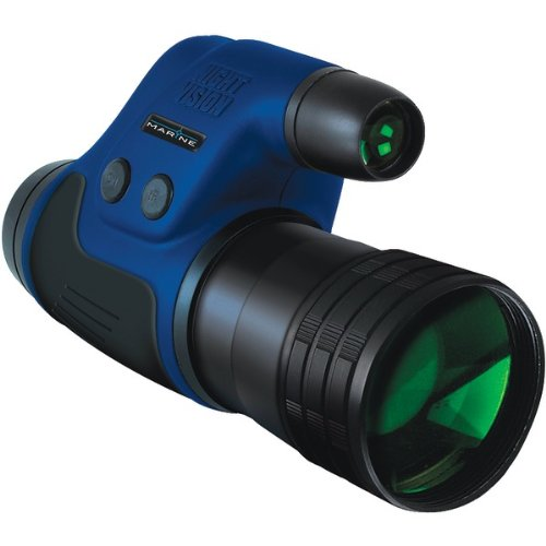 Night Owl Optics Nonm4X-Mr 4-Power Waterproof Night-Vision Monocular