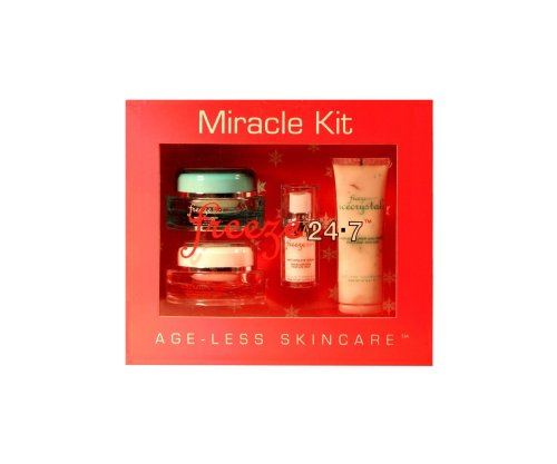 Freeze 24-7 Ageless Skincare Miracle Kit for Age-Less Skincare (Freeze 24 7 Double Scoop compare prices)