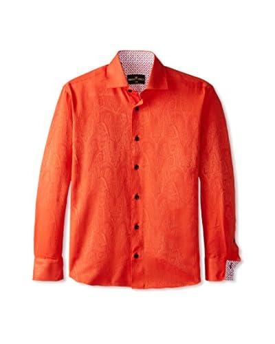 Bertigo Men's Paisley Sportshirt