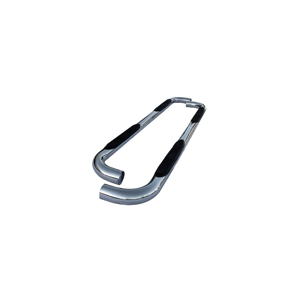 Spyder Auto Ford Expedition 4Dr ( Drilling Required On 97 Models ) 3 Stainless Chrome Side Step Bar