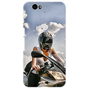a AND b Designer Printed Mobile Back Cover / Back Case For Huawei Nexus 6P (Nexus_6P_3D_2325)