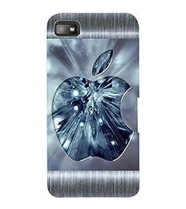 ColourCraft Creative Fruit Image Design Back Case Cover for BLACKBERRY Z10