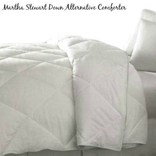 Martha Stewart Bedding, Allergy Wise Down Alternative Standard Queen Bed Pillow Standard 2 front-1089441