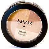 NYX Cosmetics Mosaic Blush Powder, 0.20 Ounce