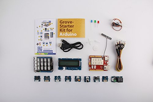 Seeeduino Cloud and Grove IoT Starter Kit Powered by AWS (Grove Starter Kit compare prices)