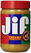 Jif Creamy Peanut Butter 28 OZ
