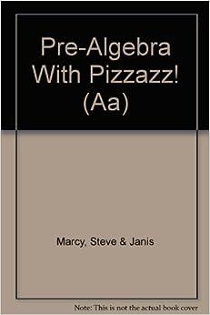 Pizzazz book c answer key