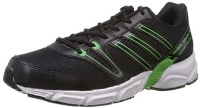 adidas Men's Ogin M Grey and Red Mesh Running Shoes - 11 UK (D70462)