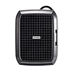 Portable External Hard Drive Rugged Case for Toshiba Canvio 1.0 TB Hard Drive Case (Black)