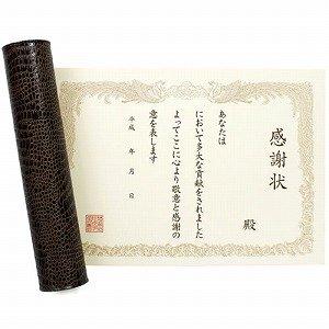 アルタ 賞状色紙 感謝状 ゴールド AR0819009