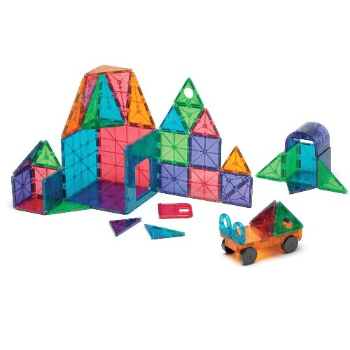 magnatiles preschool building toy