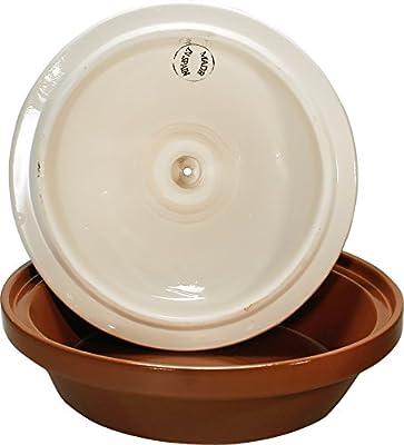 Reston Lloyd 91901 2-Quart Terra Cotta Tagine, Large by Reston Lloyd, Ltd.