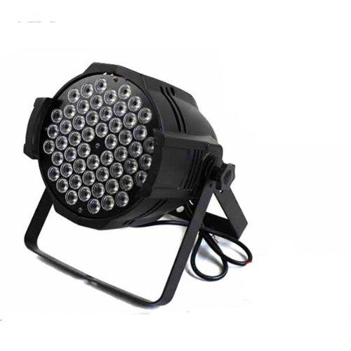 54*3W Rgbw Led Par 64 Double Yokes Stage Dj Party Light Dmx Par64 Lamp Lighting