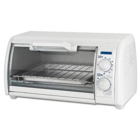 BLACK+DECKER TRO420 Toast-R-Oven 4-Slice Countertop Oven/Broiler, Multicolored (Toast R Oven Broiler compare prices)