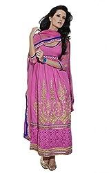 Nirali Women Cotton Dress Material (Jayvijay 2631 Rjvcj _Pink)
