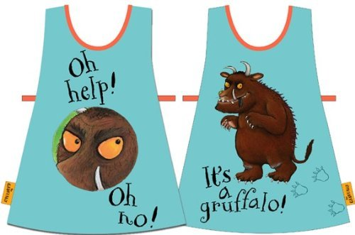 The Gruffalo Tabard for Children Age 2-4 Years (Blue) [Toy]