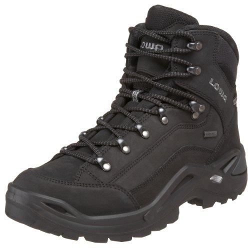 Lowa Men's Renegade II GTX Mid Hiking Boot,Black,8.5 M US