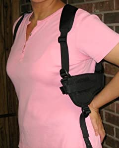 Shoulder Holster for Kel tec 32 & 380, P32 & P3AT