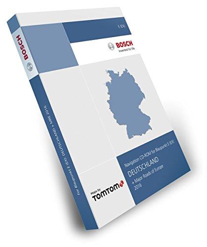 Blaupunkt-E-EX-Tele-Atlas-TomTom-Deutschland-2016-Hauptstraen-Europas-2-CD-Version
