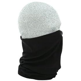Zan Headgear Motley Tube , Color: Black, Size: OSFM T114
