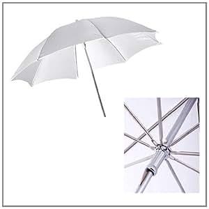 CowboyStudio 43 inch soft White Diffuser Photo Studio Umbrella