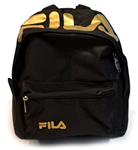 Fila Marshall Backpack Black - One Size UK