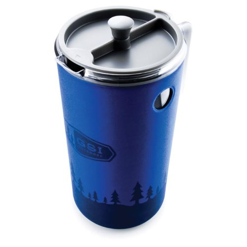 GSI Outdoors 50 oz Java Press - Blue
