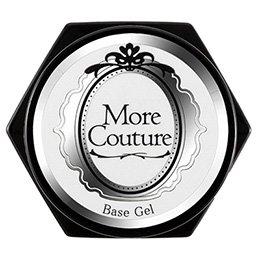 More Couture モアジェル LED UV ベースジェル 5g