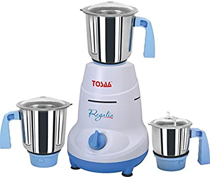 Tosaa Regalia 550W Mixer Grinder