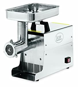 LEM Products .75 HP Stainless Steel Electric Meat Grinder by LEM
