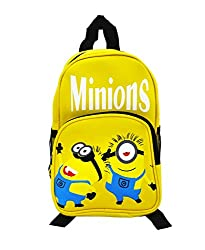 Shopaholic Attractive 11Inch Cartoon Character Lunch Bags for Kids