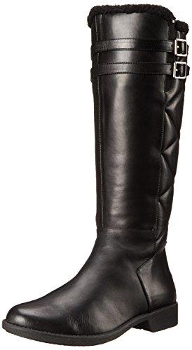 Taryn Rose Women's Arnie Rain Boot, Black, 9.5 M US (Rain Boots Arch Support compare prices)