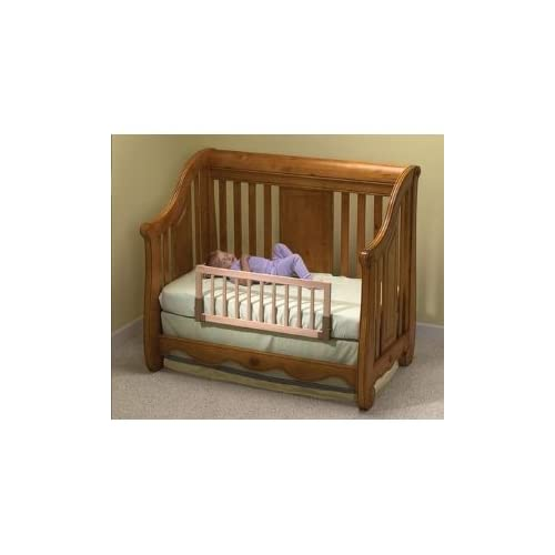 kidco convertible crib bed rail finish childrens home safety products baby